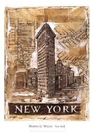 New York Fine-Art Print by Marta Gottfried Wiley at FulcrumGallery ...
