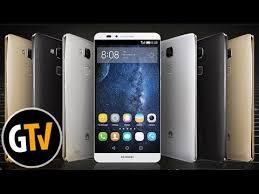 Обзор гаджета - смартфон Huawei Ascend Mate 7 - YouTube