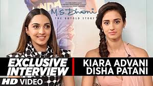 exclusive interview disha patani kiara advani m s dhoni exclusive interview disha patani kiara advani m s dhoni the untold story