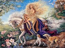 Image result for celtic goddess