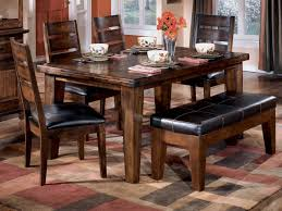 ashley furniture kitchen tables: home design martha kitchen tables with benches
