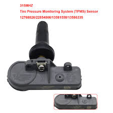 OEM <b>TPMS</b> Tire Pressure Monitoring Sensor For GMC Buick ...