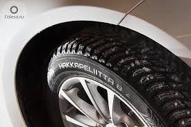 <b>Nokian Hakkapeliitta</b> 8 – новые шипованные <b>шины</b> для суровых зим