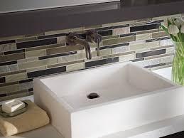 wall mounted bathroom faucet cross handles