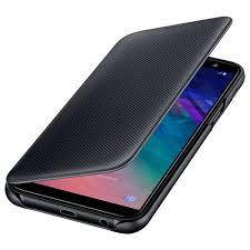 Купить <b>Чехол Samsung Wallet Cover</b> для Samsung Galaxy A6 ...