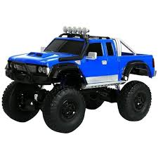 Купить <b>Радиоуправляемый краулер</b> Pick-Up 4WD RTR масштаб 1 ...