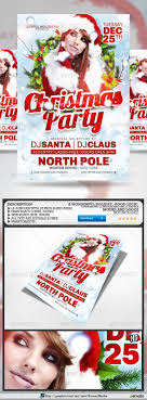 christmas party flyers premium files psddude christmas club dj party flyer in hd