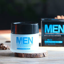 <b>LAIKOU Men</b> Ocean Energy Sleeping Mask Oil Control Shrink pores ...