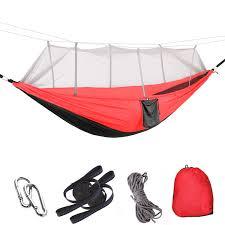 Lightahead Parachute Portable Camping <b>Hammock</b>(with ...