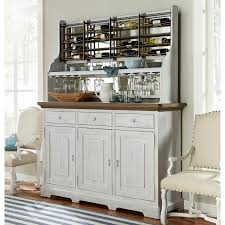 Paula Deen Kitchen Cabinets Paula Deen Dogwood The Bag Lady China Cabinet China Cabinets At
