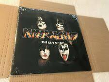 <b>Kiss</b> Vinyl Records Rock <b>180</b>-220 gram Special Attributes for sale ...