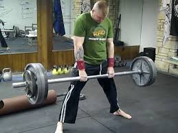 Image result for sumo deadlift with an axle