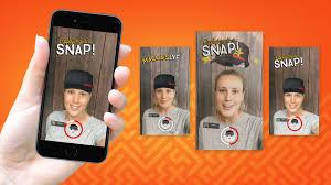 macca s creates new snapchat lens to hire staff via vml sydney b t