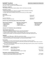career objective mba finance resume studychacha