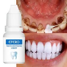 <b>EFERO Teeth Whitening Essence</b> Serum Plaque Stains Remove ...