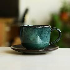 <b>Чайная пара</b> Vizela глазурь <b>200мл</b>. - Эрметика.ру