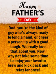 To a Really <b>Great Dad Make</b> it a Good One. Fathers Day Dad Card ...