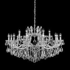 <b>Люстра Crystal Lux HOLLYWOOD</b> SP12+6 CHROME - купить в ...