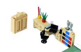 Lego Furniture Lego Ideas Minifig Furniture Guestroom
