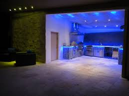 gallery outdoor kitchen lighting:  magnificent led outdoor lights outdoor lighting ideas for driveways design and pictures led outdoor