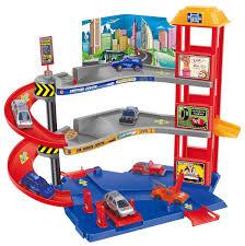 <b>Dave Toy</b> Игровой <b>набор</b> Парковочная башня — купить в ...
