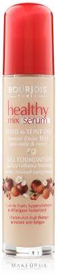 <b>Тональный крем</b>-гель - <b>Bourjois Healthy</b> Mix <b>Serum</b>: купить по ...