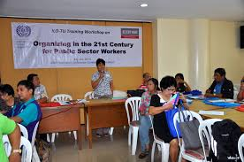 pslink public services labor independent confederation the first ilo trade union training workshop on organizing in the 21st century for public sector workers was held on 4 6 2014 at the gems hotel and