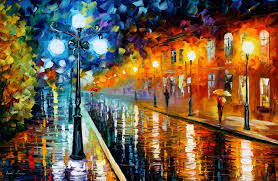 Image result for leonid afremov-world
