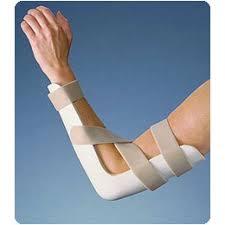 Hasil gambar untuk elbow splint