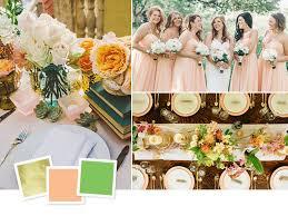 15 Wedding <b>Color</b> Combos You've Never Seen