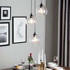 asian pendant lighting. illuminate your contemporary dining room or entryway with this transparent threelight globe cluster pendant by uptown glass light asian lighting