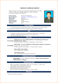 10 good cv format in word invoice template cv format word carte grise automaticcarte grise automatic