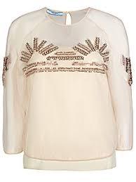 Коктейльная <b>блуза</b> от <b>PRADA</b> за 64 700 рублей со скидкой 50 ...
