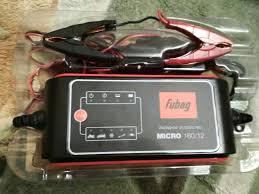Обзор от покупателя на <b>Зарядное устройство FUBAG</b> MICRO 160 ...