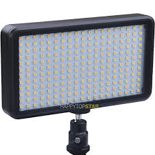 WINOTAR <b>W228 LED Video Light</b> 6000k Dimmable Ultra Bright ...