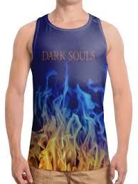 """Мужские пижамы c стильными принтами """"dark souls"""" - <b>Printio</b>"""