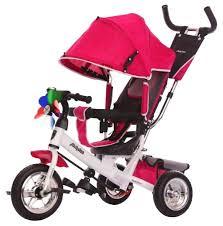 <b>Трехколесный велосипед Moby</b> Kids Comfort 10x8 EVA — купить ...