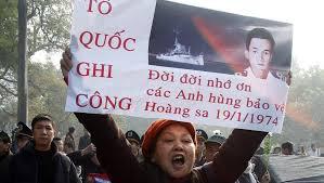 Image result for Tưởng Niệm Chiến Sĩ Hoàng Sa, Trường Sa