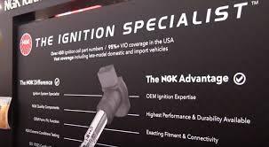 <b>Ignition Coils</b> | NGK <b>Spark Plugs</b>