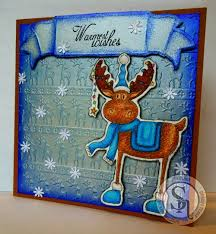 Image result for Nordic Christmas reindeer parade