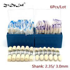 6Pcs <b>Wool</b> Soft Polishing Grinding Head Nail Art Drill Bit Electric ...