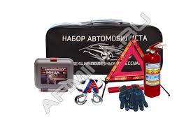 <b>Набор автомобилиста Стандарт</b> в черной сумке /4 - Наборы ...