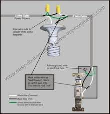 light switches  electrical wiring and lights on pinterestneed a light switch wiring diagram  whether you have power coming in through the switch