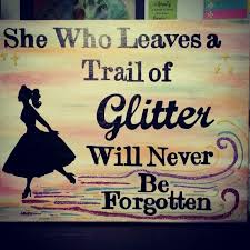 Glitter quote Love this quote   I love!   Pinterest