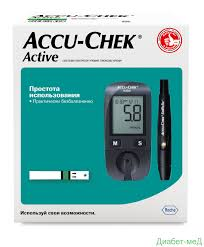 <b>Глюкометр</b> Акку-Чек Актив (<b>Accu</b>-<b>Chek Active NEW</b>) купить в ...