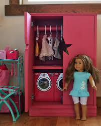 ana white star doll closet for american girl or 18 doll diy projects american furniture patterns