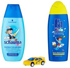 Купить <b>Schauma Набор для мальчиков</b> Schaumа+<b>Fa</b> по низкой ...