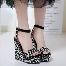 <b>Leopard</b> Ankle Strap Online | <b>Leopard</b> Ankle Strap <b>Heels</b> for Sale