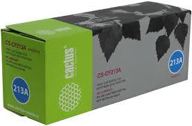 Тонер-<b>картридж Cactus CS-CF213A</b>, пурпурный, для лазерного ...