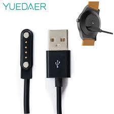 YUEDAER <b>Universal Smart Watch</b> Charger For KW88 KW18 GT88 ...
